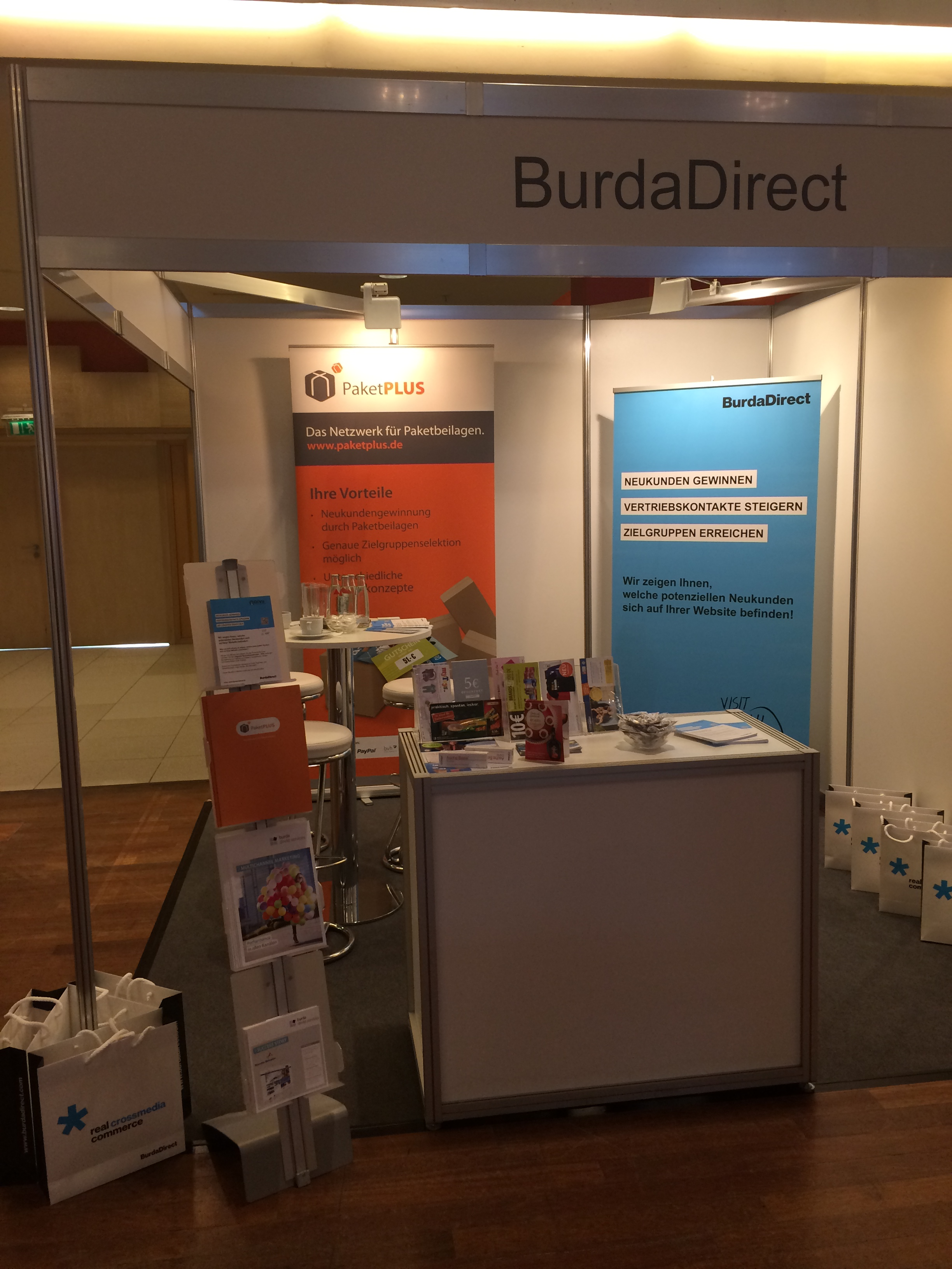 Stand BurdaDirect